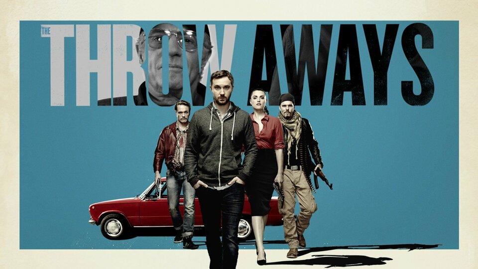 The Throwaways - Crackle