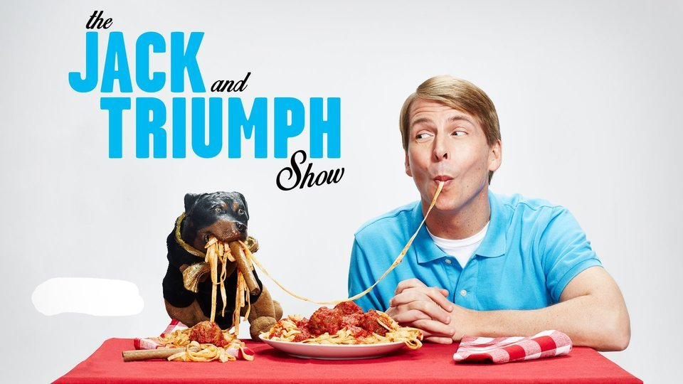 The Jack and Triumph Show - Adult Swim