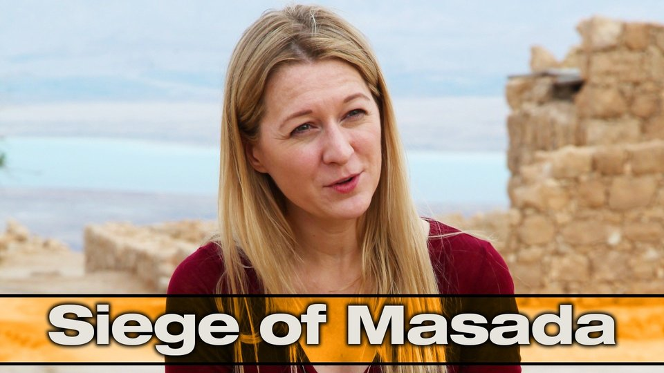 Siege of Masada - Smithsonian Channel