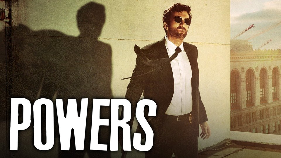 Powers - PlayStation Network
