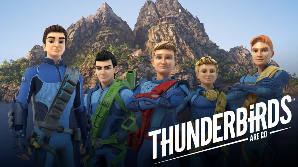 Thunderbirds Are Go (Amazon Prime Video)