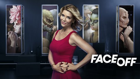Face Off Key Art