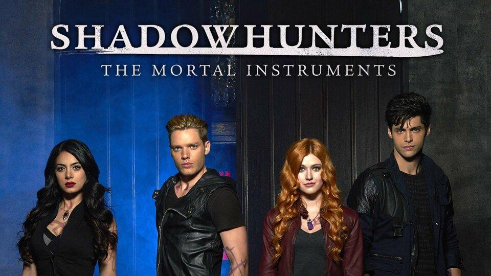 Shadowhunters - Freeform