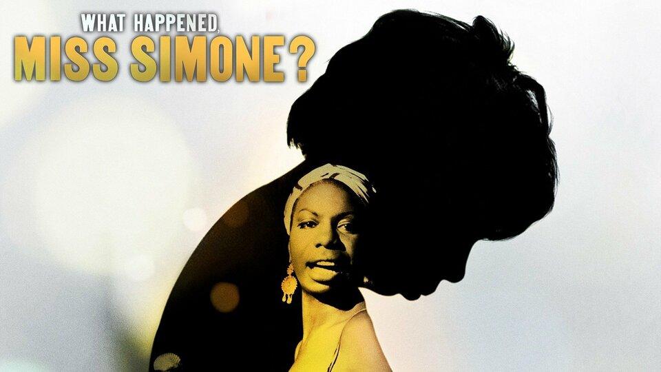 What Happened, Miss Simone? - Netflix