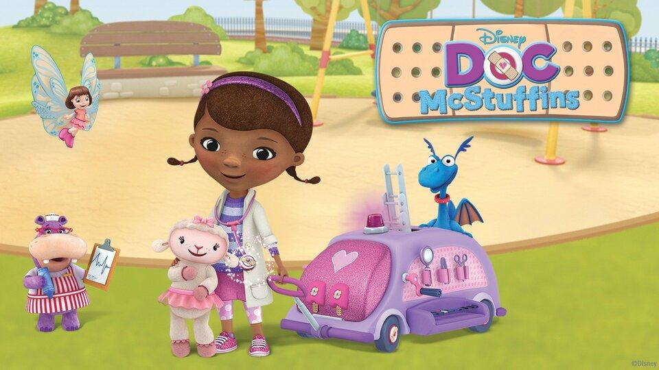 Doc McStuffins - Disney Channel