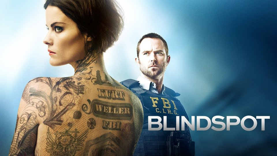 Blindspot - NBC