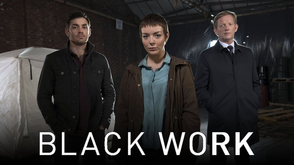 Black Work - Acorn TV