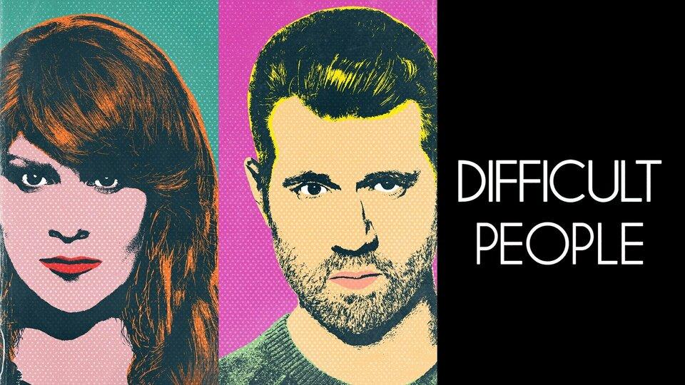 Difficult People - Hulu