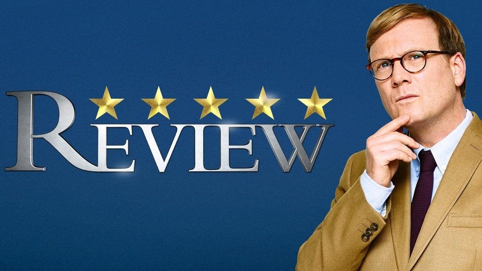 Review - Comedy Central