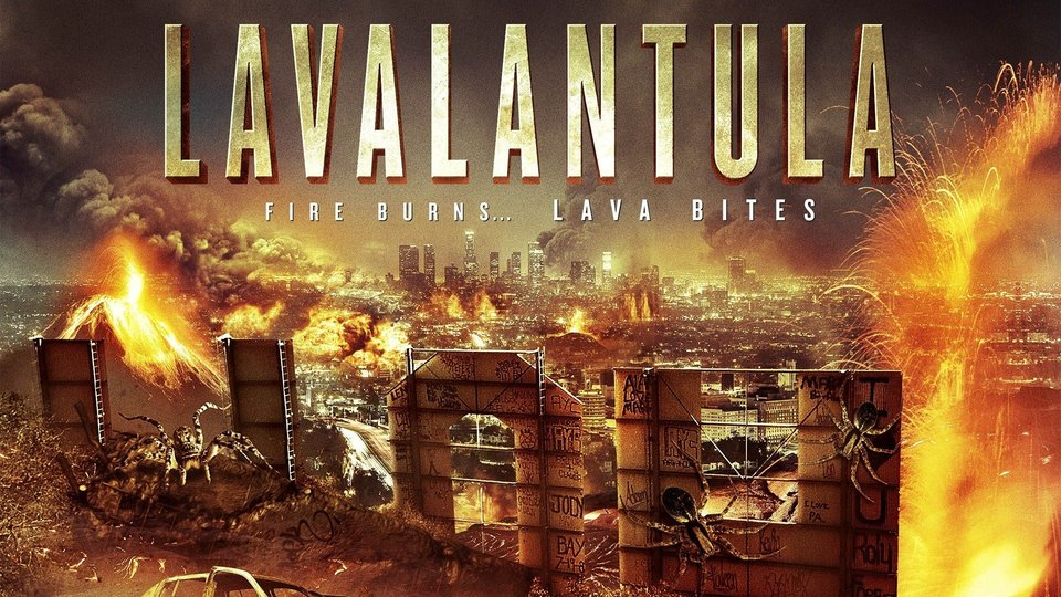 Lavalantula - Syfy