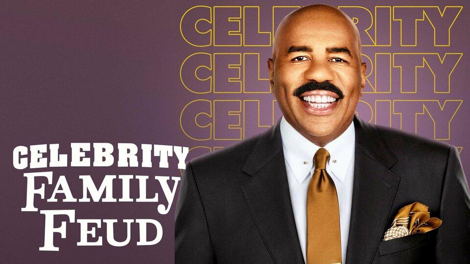 Celebrity Family Feud - ABC
