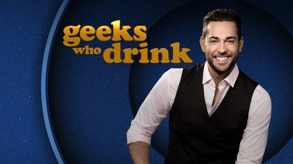 Geeks Who Drink - Syfy