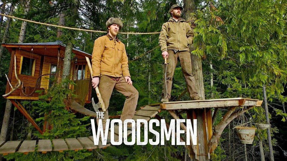 The Woodsmen - History Channel