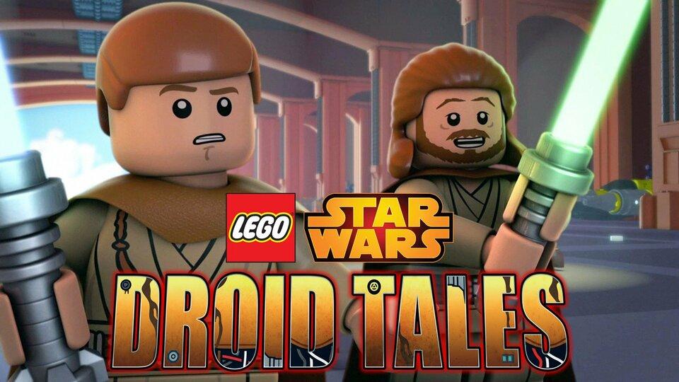 LEGO Star Wars: Droid Tales - Disney Channel