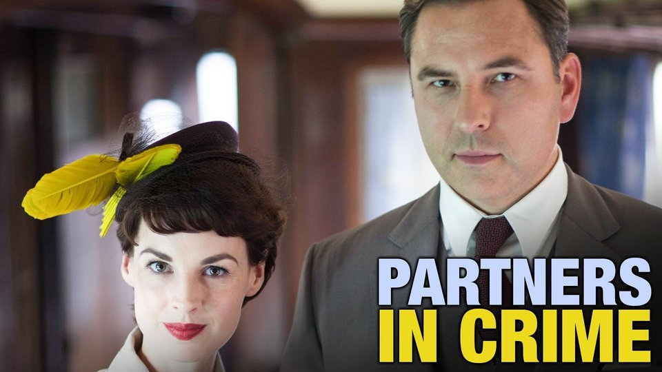 Partners in Crime - Acorn TV