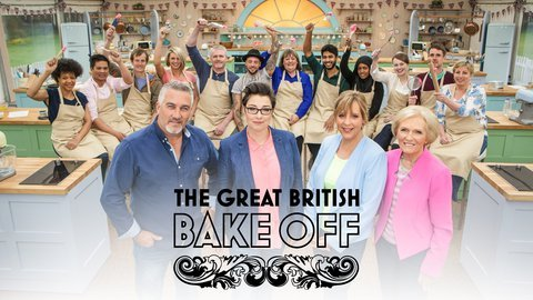 The Great British Bake Off (Netflix)