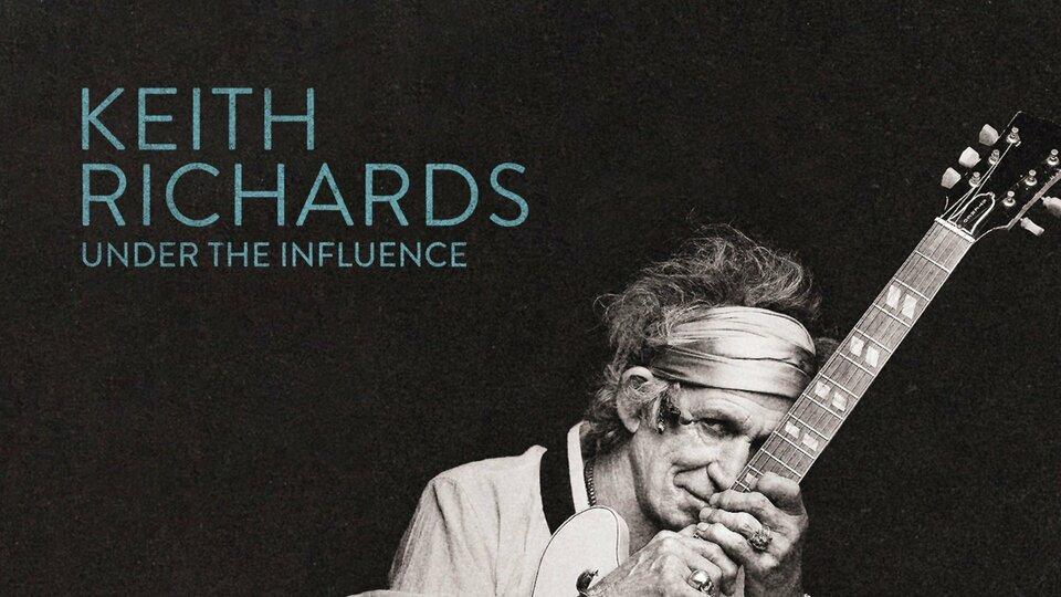 Keith Richards: Under the Influence - Netflix