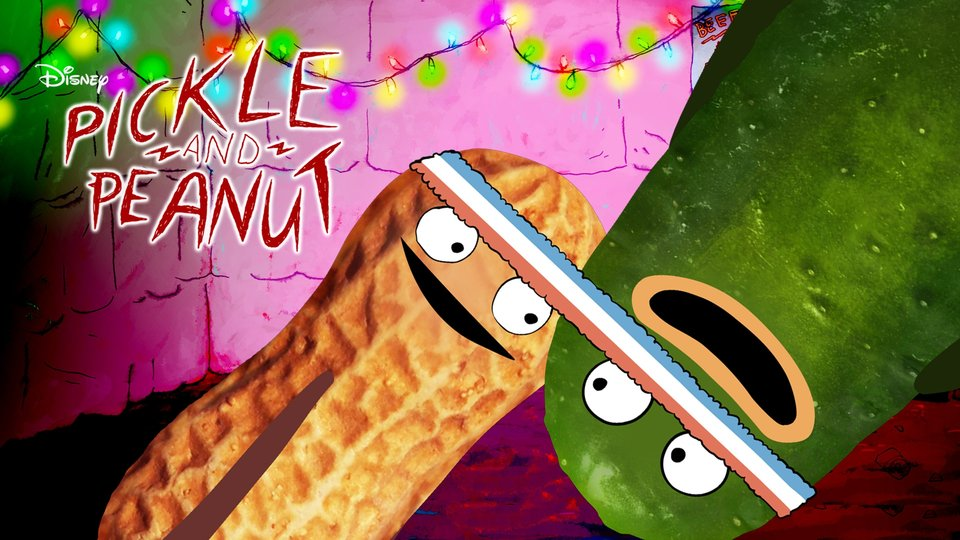 Pickle and Peanut - Disney Channel
