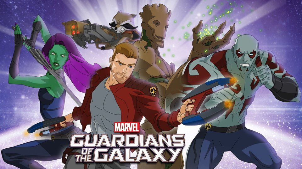 Marvel's Guardians of the Galaxy - Disney Channel