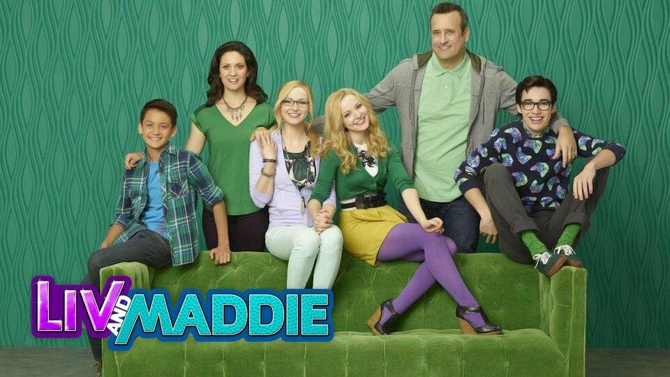 Liv and Maddie - Disney Channel