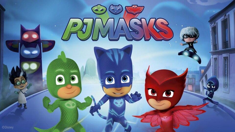 PJ Masks (Disney Channel)