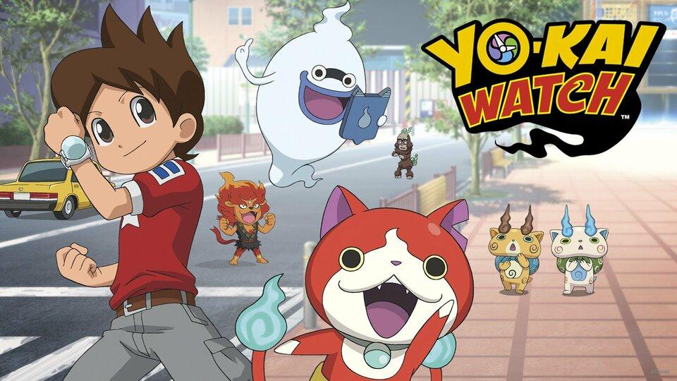 Yo-Kai Watch - Disney Channel