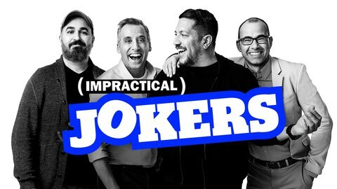 Impractical Jokers Key Art