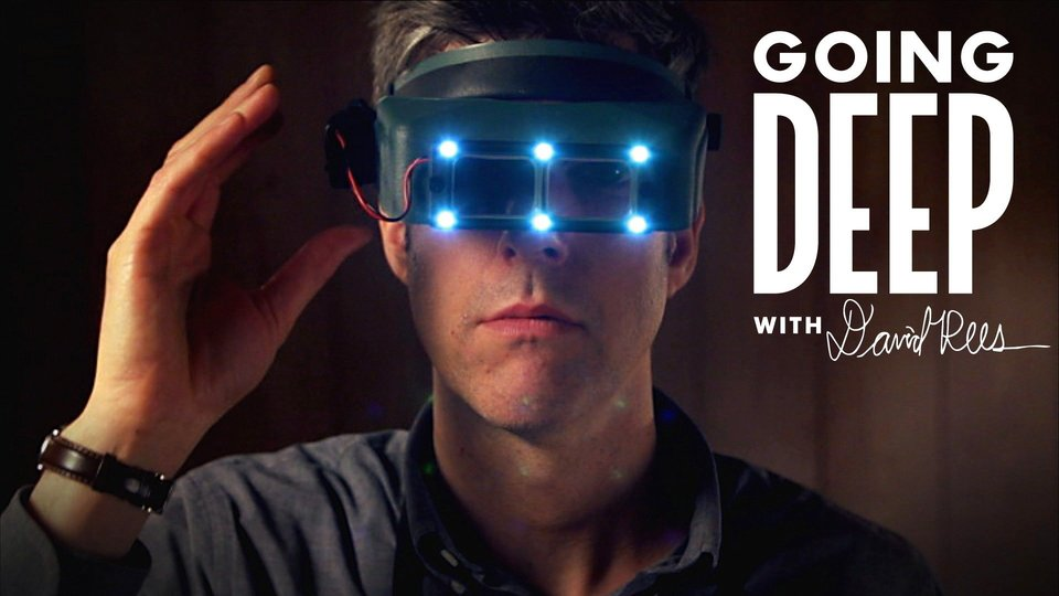 Going Deep with David Rees (Nat Geo)