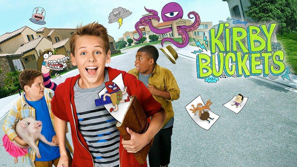 Kirby Buckets - Disney Channel