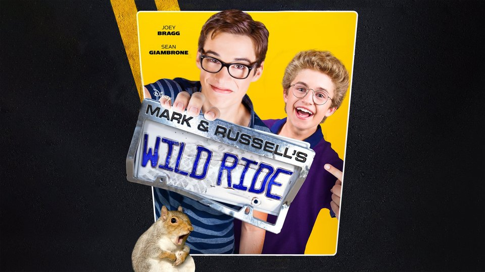 Mark & Russell's Wild Ride (Discovery Channel)