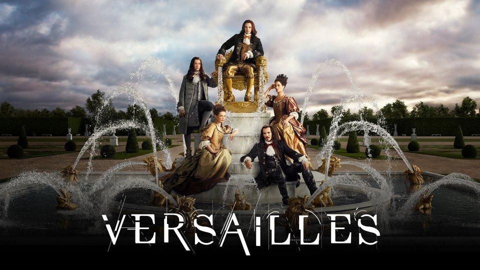 Versailles - Netflix