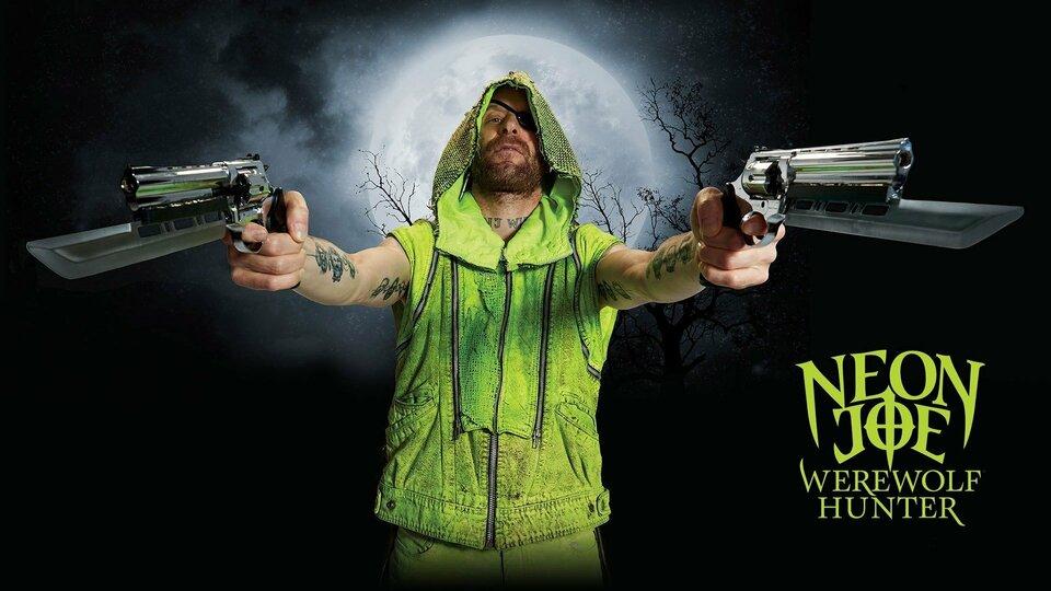 Neon Joe, Werewolf Hunter - Adult Swim