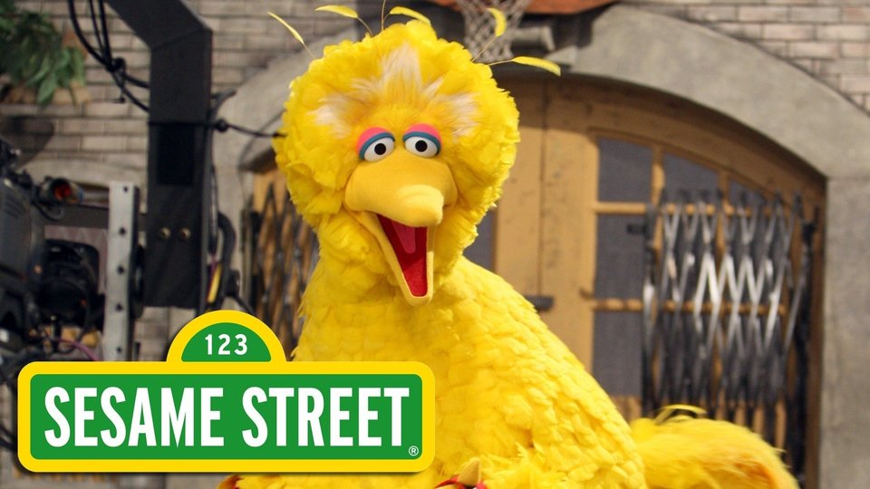 Sesame Street - PBS