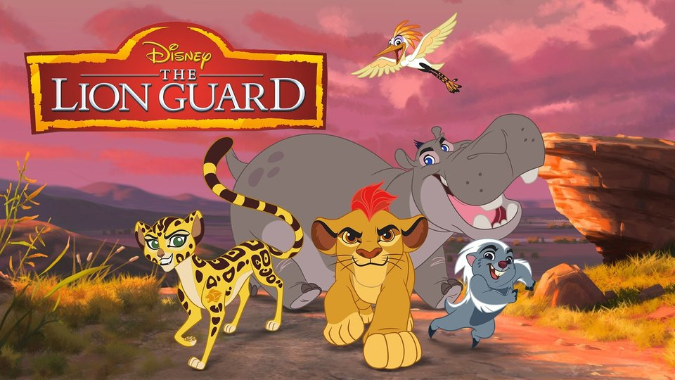 The Lion Guard - Disney Channel