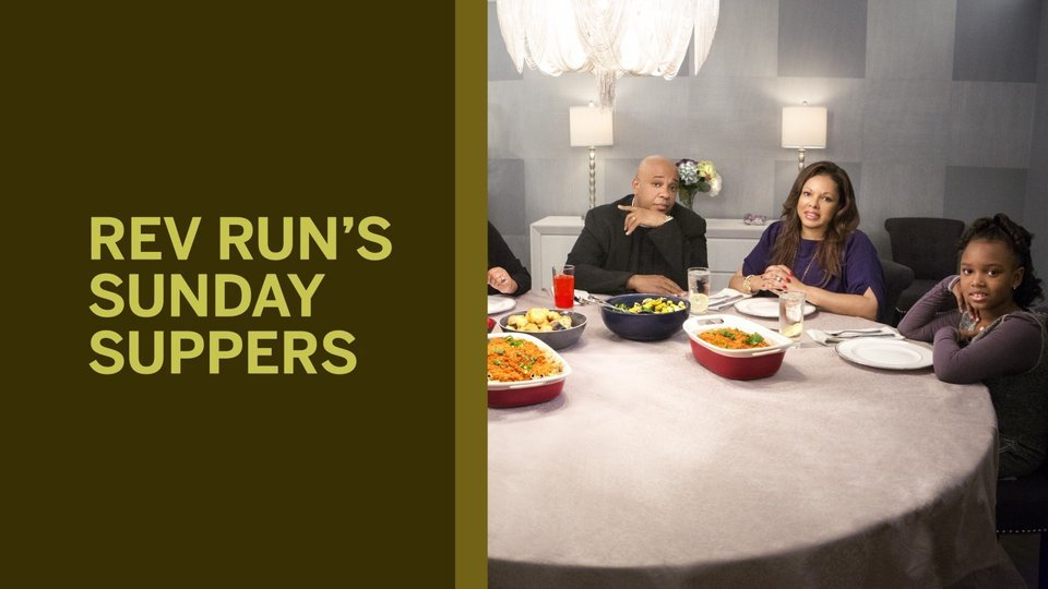 Rev Run's Sunday Suppers - Cooking Channel