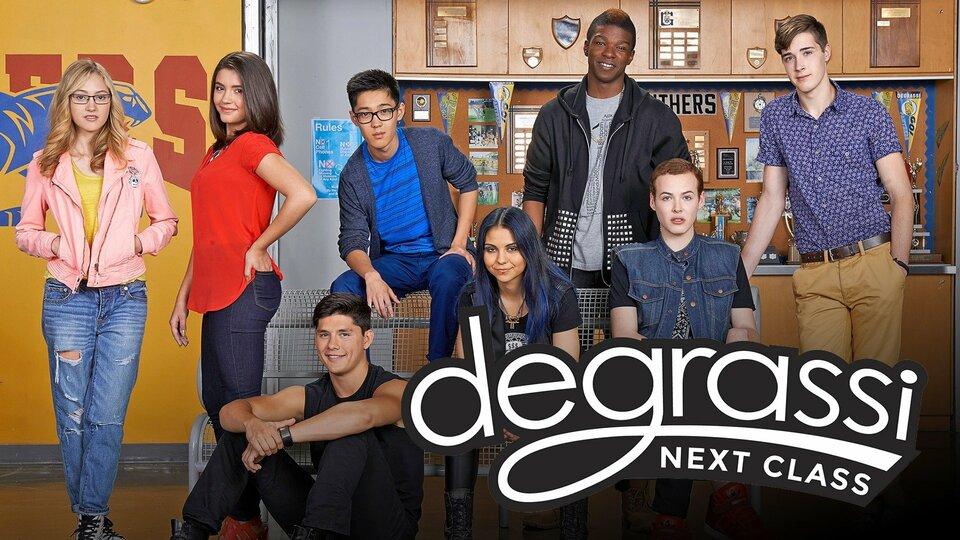 Degrassi: New Class - Netflix