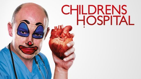 Childrens Hospital - Adult Swim