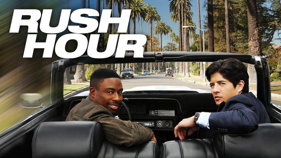 Rush Hour - CBS