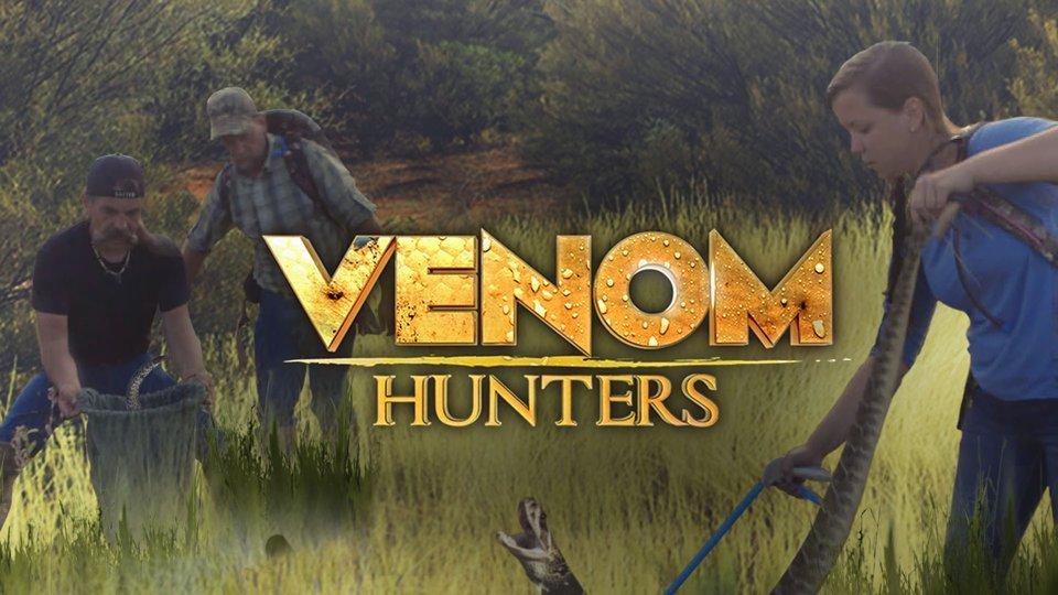 Venom Hunters - Discovery Channel