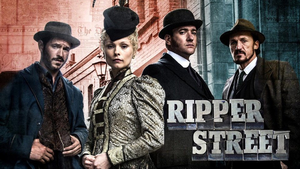 Ripper Street - BBC America