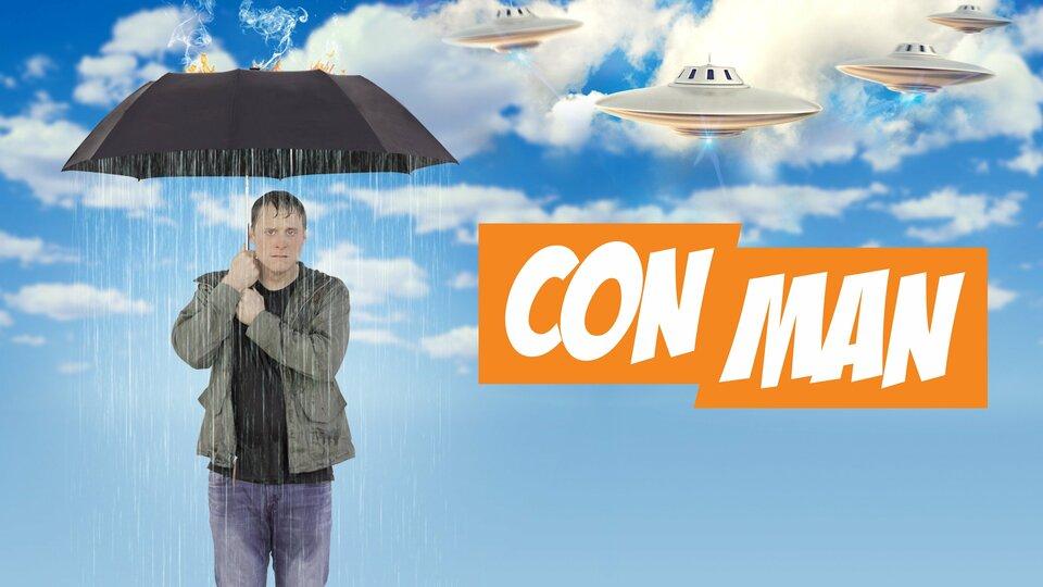Con Man - Syfy