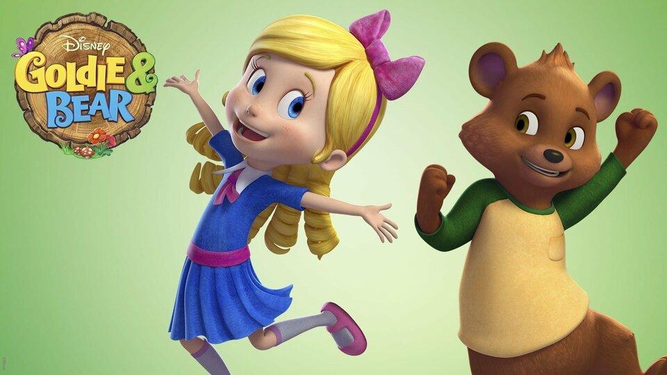 Goldie & Bear (Disney Channel)
