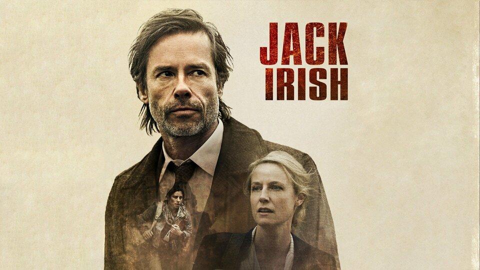 Jack Irish - Acorn TV