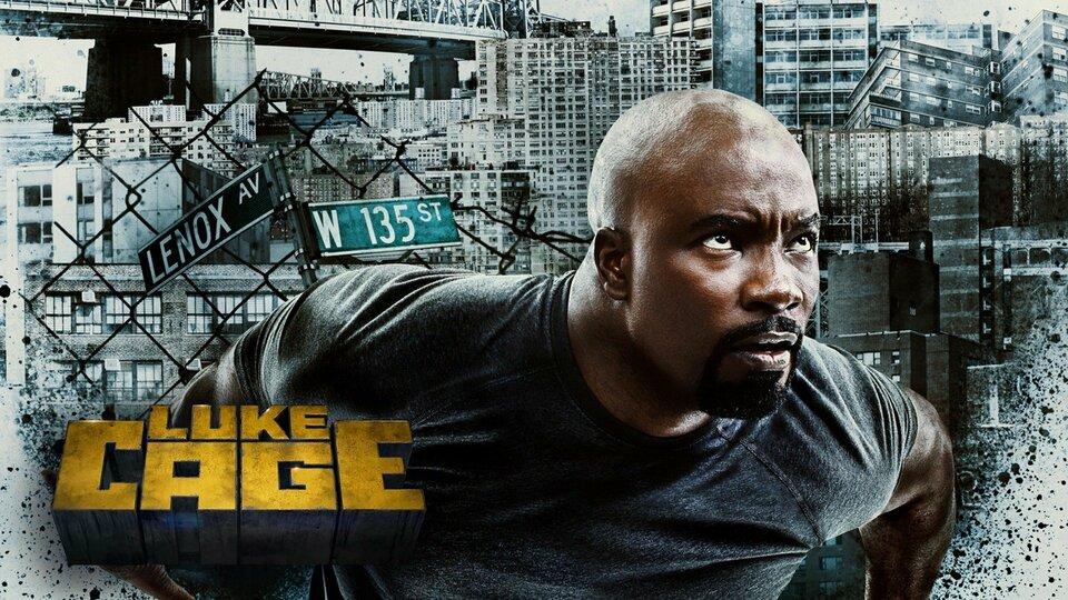 Marvel's Luke Cage - Netflix