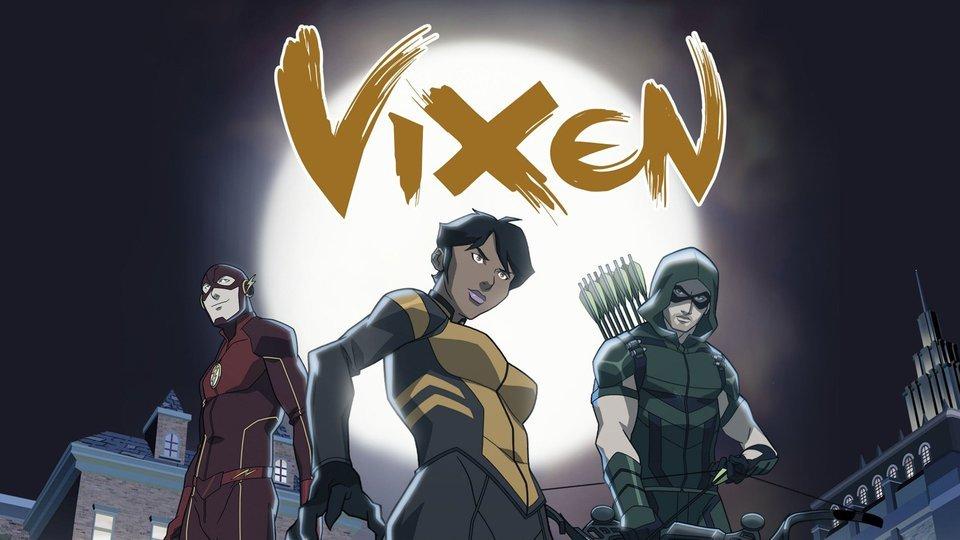 Vixen - The CW