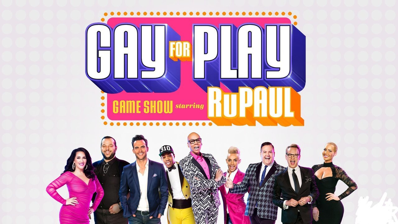 Gay for Play Game Show Starring RuPaul (Logo)