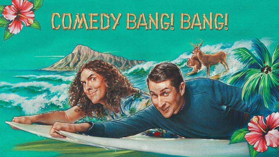 Comedy Bang! Bang! - IFC