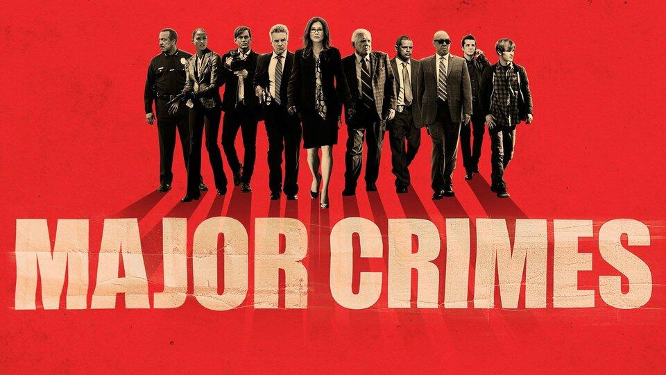 Major Crimes - TNT
