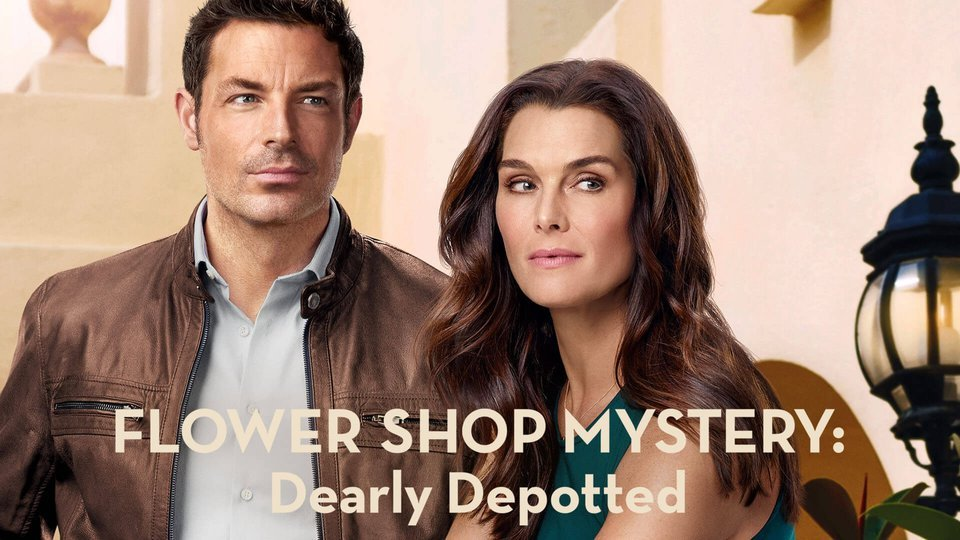 Flower Shop Mystery: Dearly Depotted (Hallmark Movies & Mysteries)