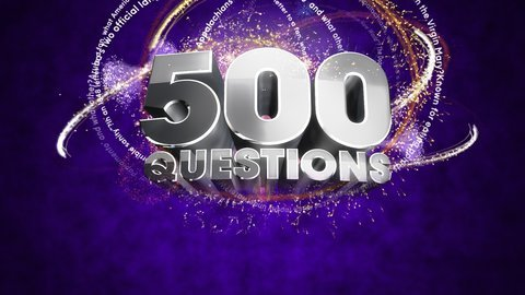 500 Questions - ABC